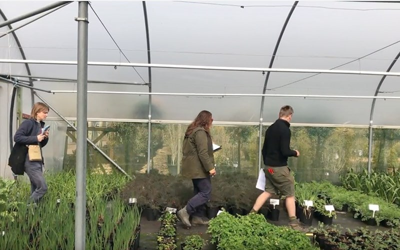 Preparing for the RHS Chelsea Flower Show with James Alexander-Sinclair - Part 3