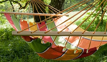 Hammocks & swing chairs