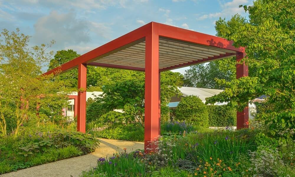 The RHS Bridgewater Garden
