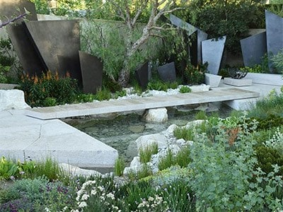 The Daily Telegraph Garden by Andy Sturgeon