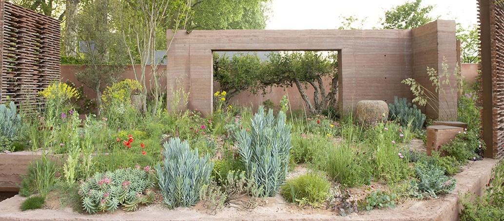 Sarah's Price 2018 garden