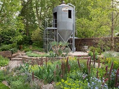 Resilence Garden by Sarah Eberle