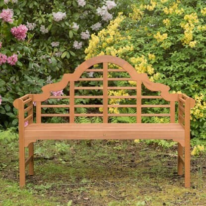 Selected garden furniture