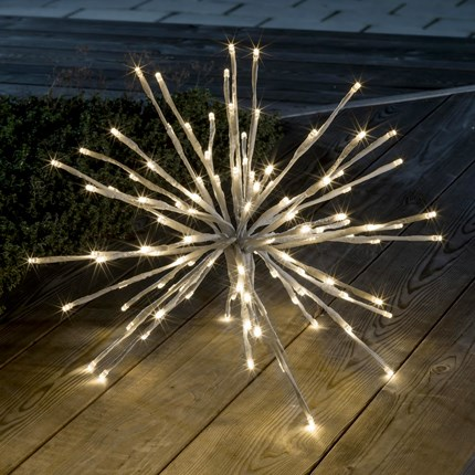 Sparkle with our Christmas lighting