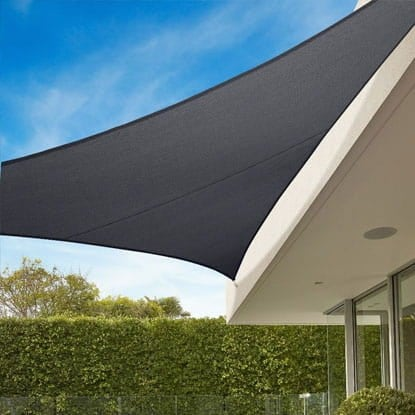 Shade sails & parasols