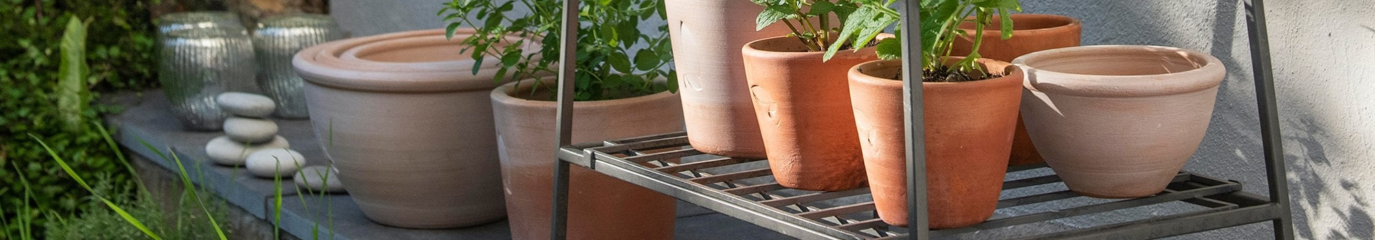 Pots hero - Crocus collection | Ideas for small spaces