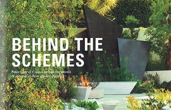 Garden Design Journal – Behind the schemes