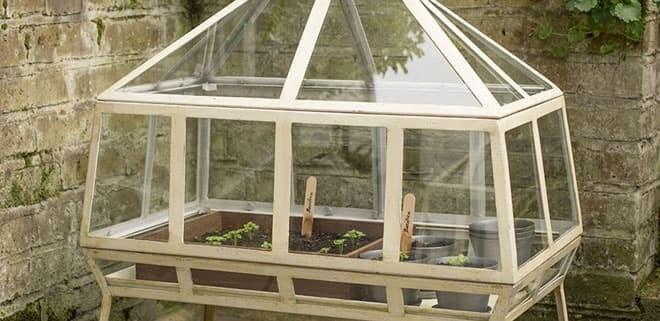 Coldframes & growhouses