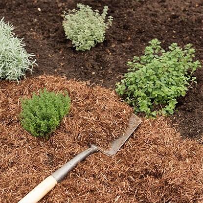 Compost, bark & mulch