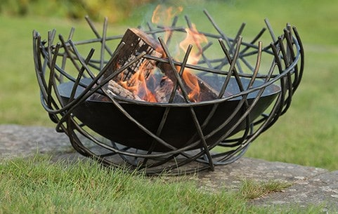 Firepits & outdoor eating