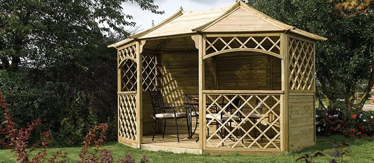 Shop all garden buildings