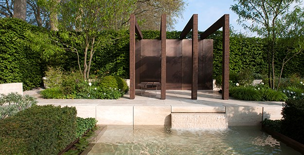 Laurent-Perrier Garden by Ulf Nordfjell