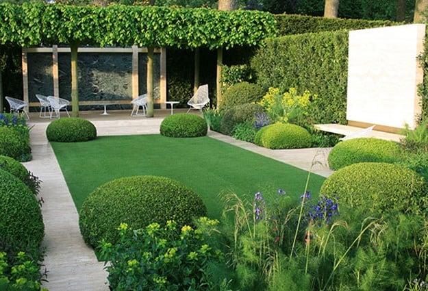 Tomasso Del Buono S Daily Telegraph Garden