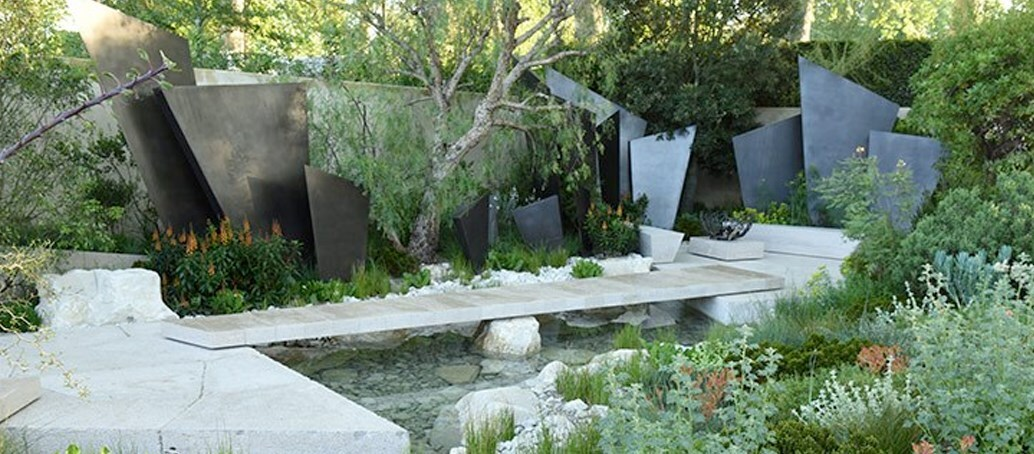 Andy Sturgeon garden