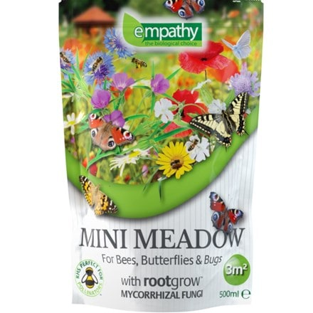 Empathy mini wildflower meadow