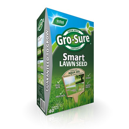 Gro-Sure  - smart lawn seed