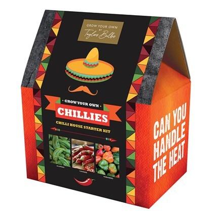 chilli taster starter kit