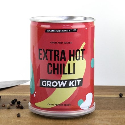 Extra hot chilli - grow kit