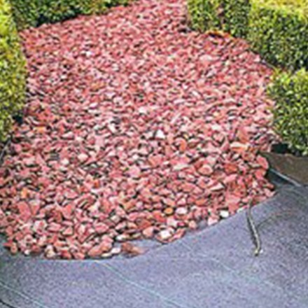 Ground cover - landscape fabric