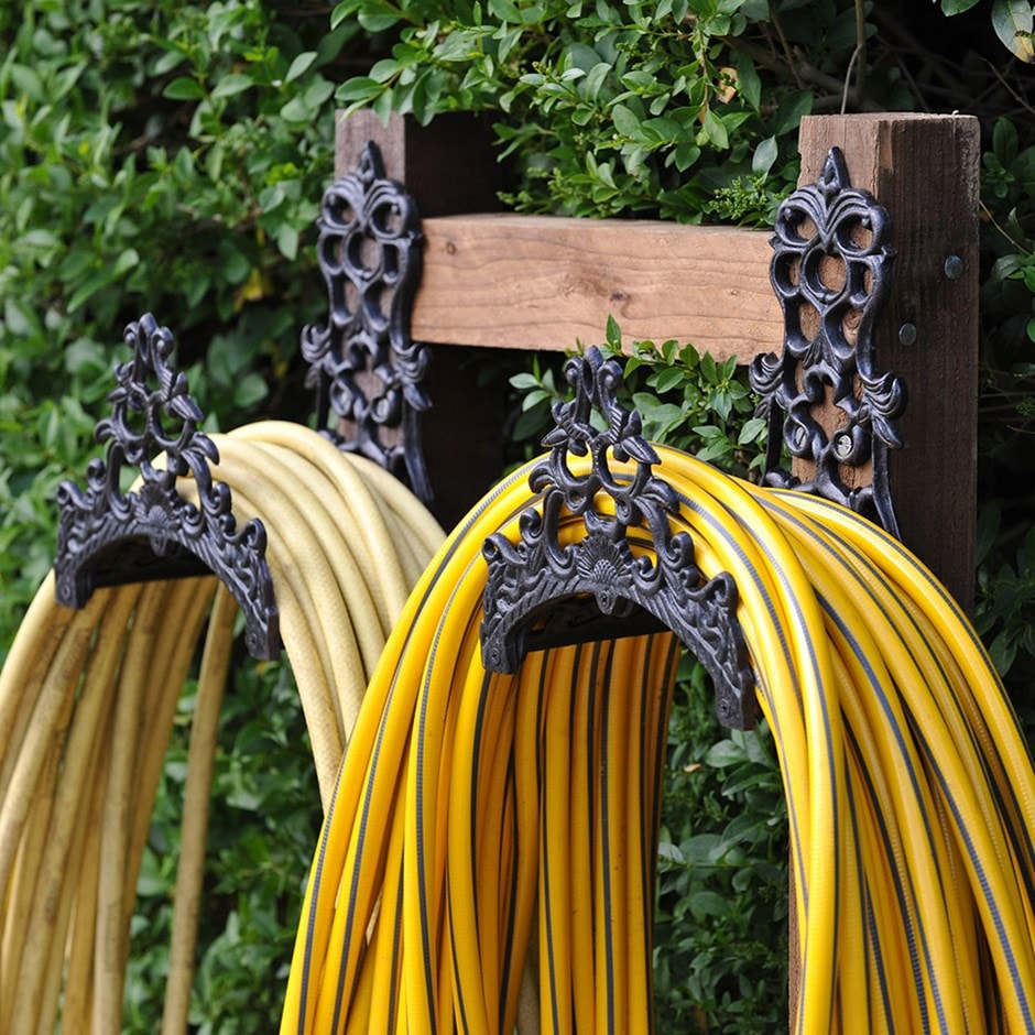 Buy Cast Iron Hose Tidy Delivery By Waitrose Garden In