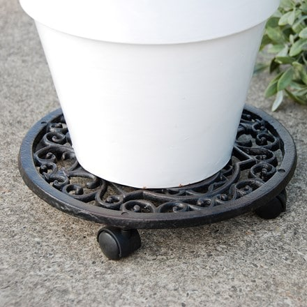 Cast-iron pot mover