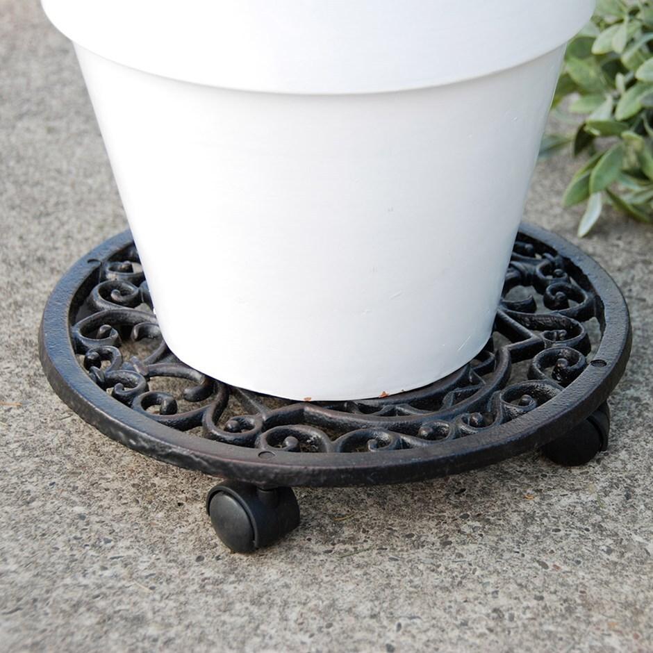 Cast iron pot mover
