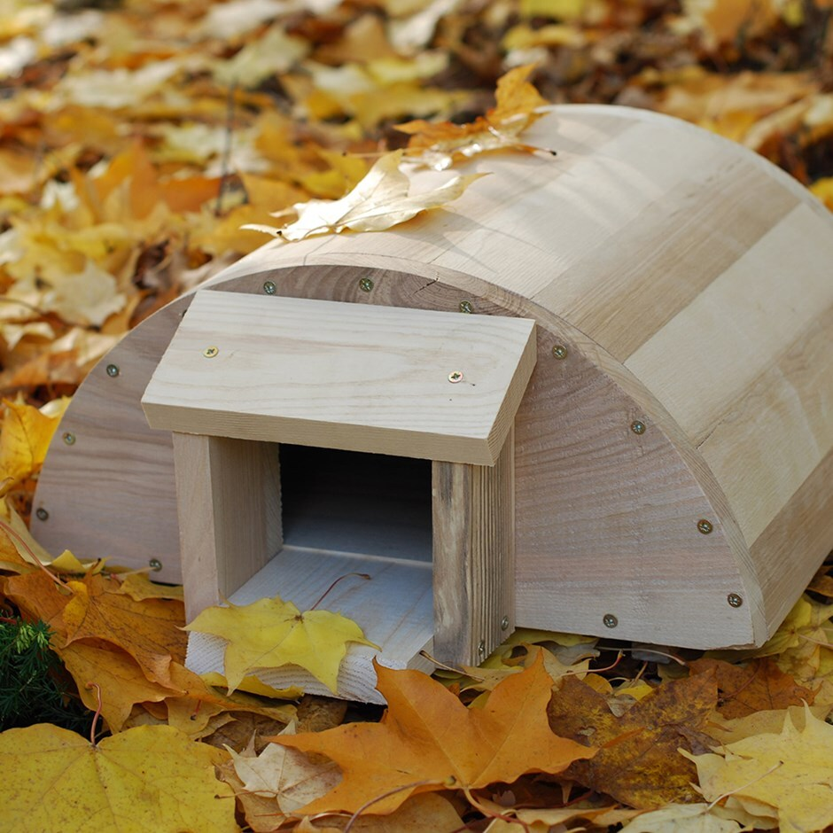 A Radically Easier Way To Purchase Home Services: Buy Hedgehog House: Delivery By Crocus