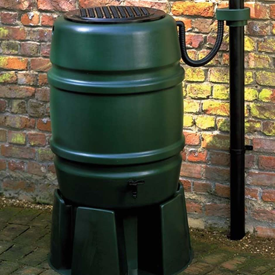 Harcostar universal rain trap for water butts