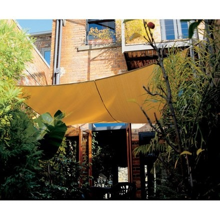 Coolaroo 3.6m square shade sail
