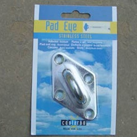 Pad eye - stainless steel