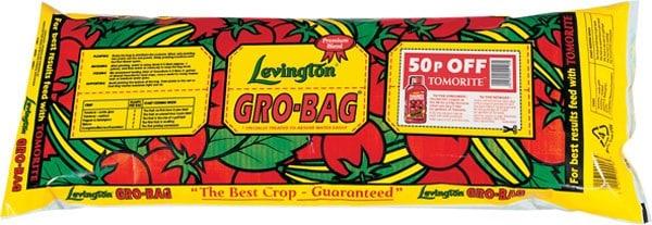 Levington gro-bag - 12 bags