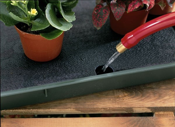 Superior Self Watering Windowsill Plant Tray