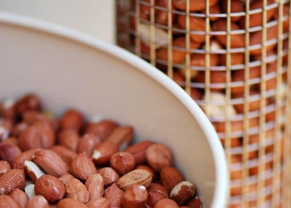 Garden bird peanuts 4kg