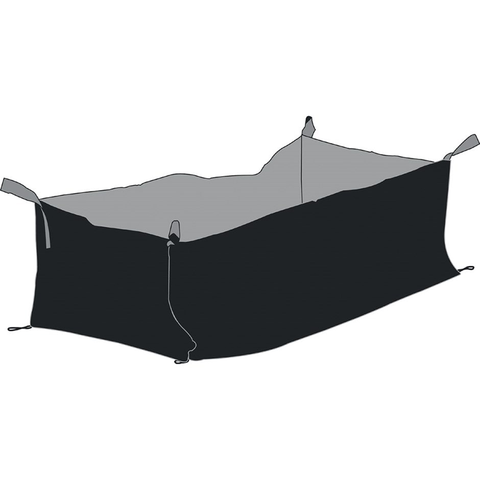 Liner for mini raised bed