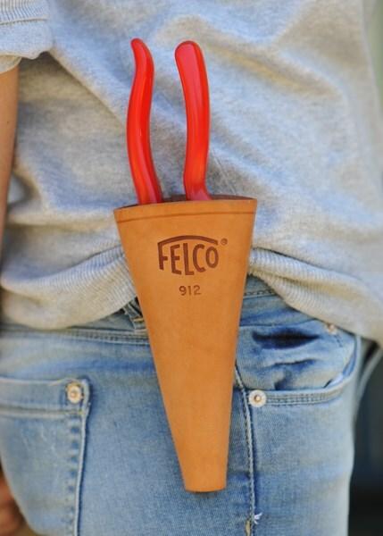 Felco leather secateur holder