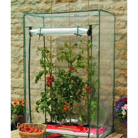 Grow-bag growhouse