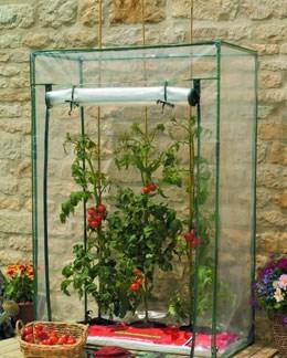 Grow-bag growhouse