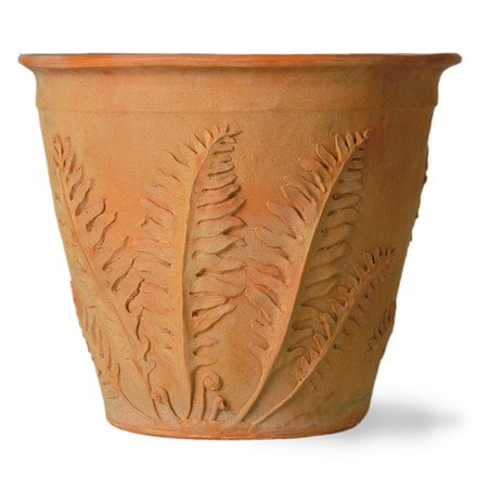 Fern lightweight pot