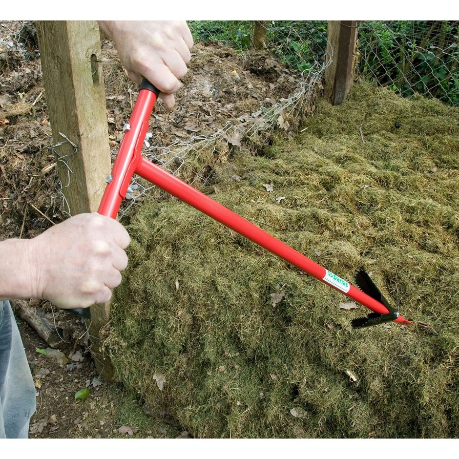 Darlac two handed compost stirrer / aerator