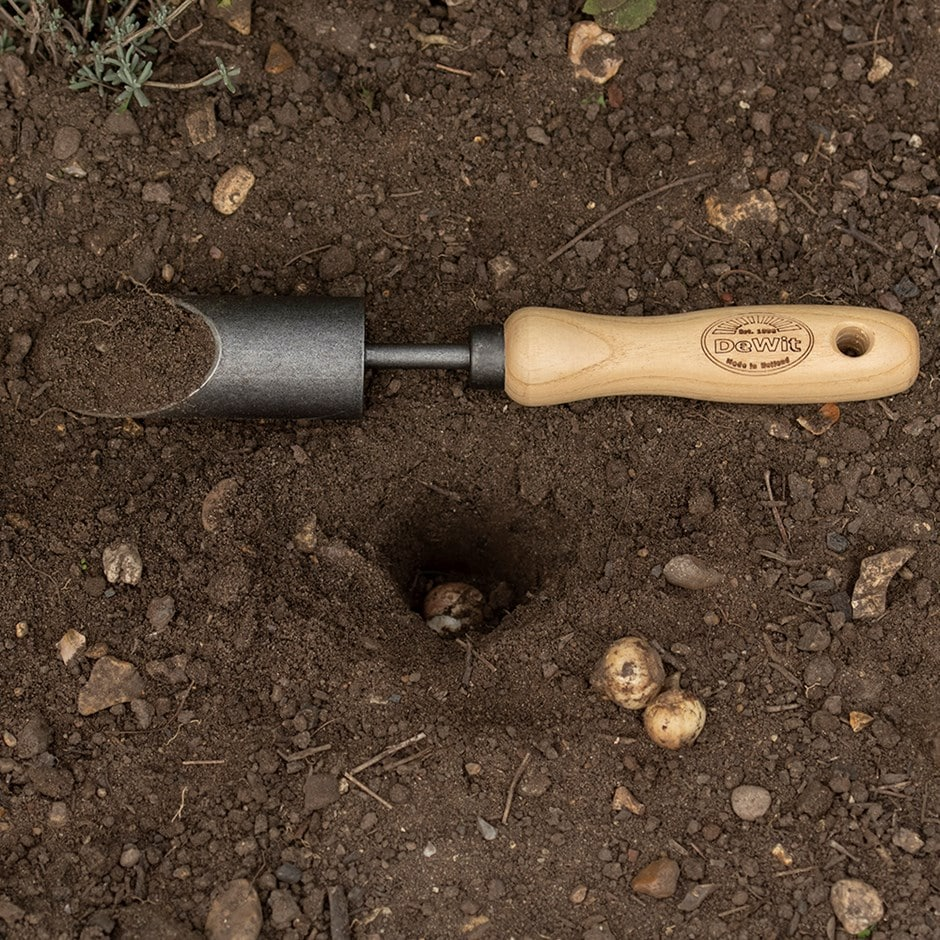 De Wit hand crocus / snowdrop bulb planter
