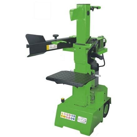 Handy log splitter - 7 ton electric log splitter