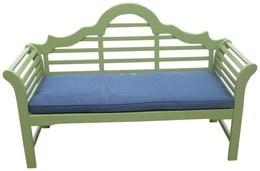 Bench cushion - navy