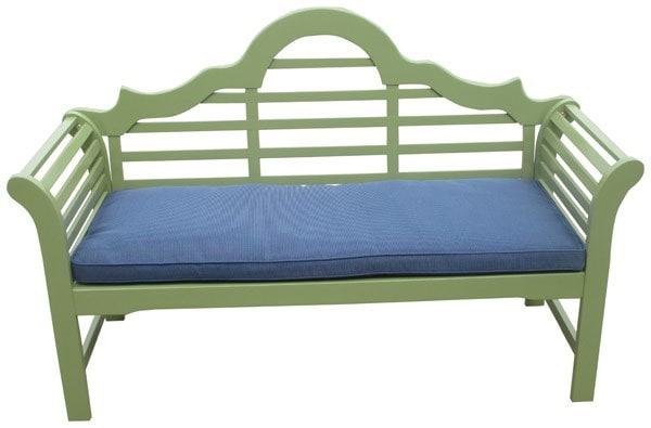 Bench cushion - navy