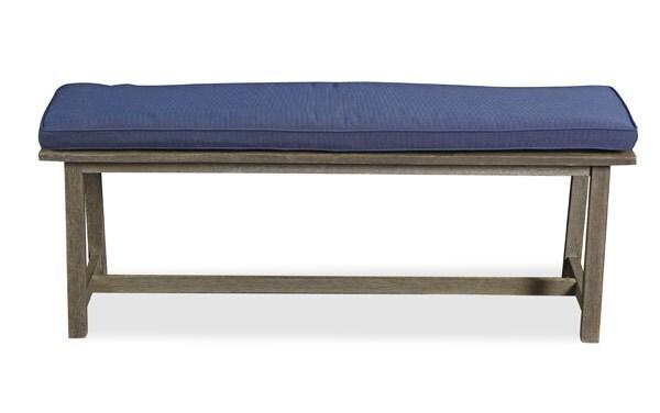 Oban bench cushion