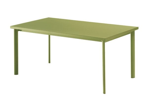 Florence table - green