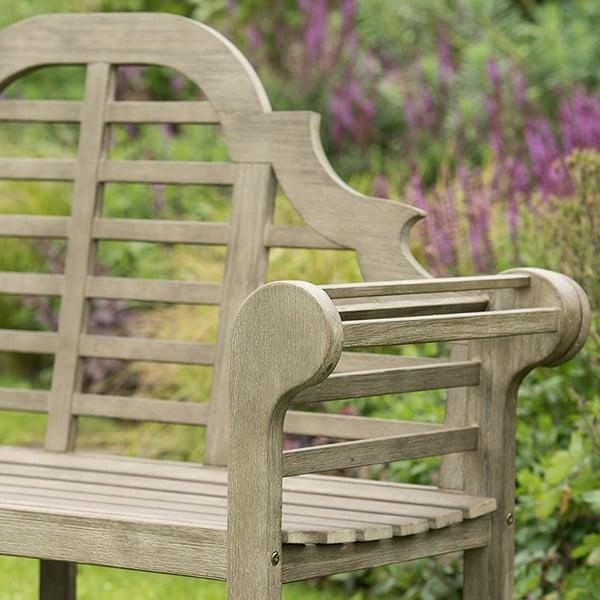 Grande lutyens bench weathered