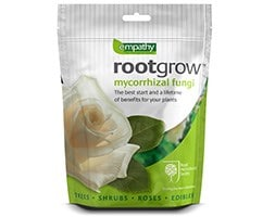 Rootgrow - licensed by the Royal Horticultural Society