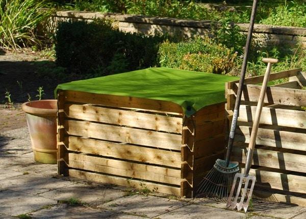 Compost box  - FSC timber