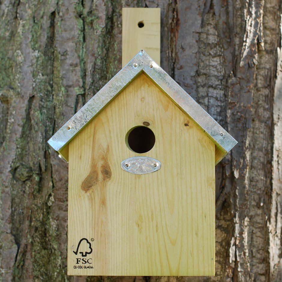 Buy Blue Tit Nesting Box Delivery By Crocus