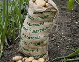 Vegetable sack